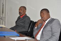 Élection d'un représentant  des Cours d'Appel de la République au Conseil Supérieur du Pouvoir Judiciaire (CSPJ).-5