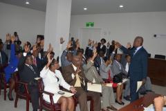 Élection d'un représentant  des Cours d'Appel de la République au Conseil Supérieur du Pouvoir Judiciaire (CSPJ).-10
