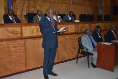 Élection d'un représentant  des Cours d'Appel de la République au Conseil Supérieur du Pouvoir Judiciaire (CSPJ).-2