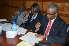 Élection d'un représentant  des Cours d'Appel de la République au Conseil Supérieur du Pouvoir Judiciaire (CSPJ).-12